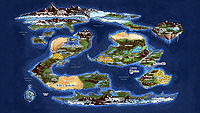 Ramathian World Map